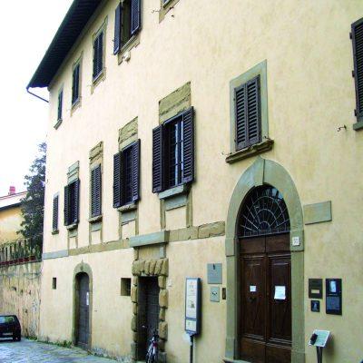 Arezzo, Casa Vasari