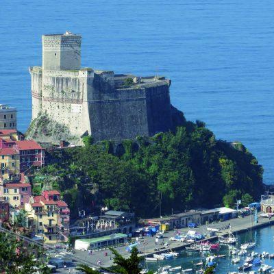 Lerici, Castle