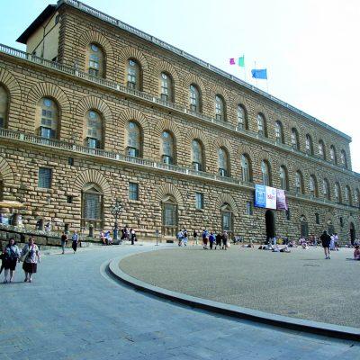 Florence, Palazzo Pitti