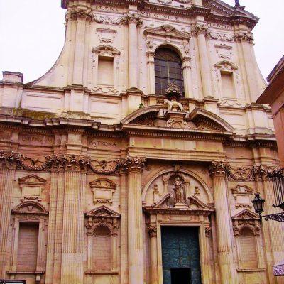 Lecce, Church of the Teatini