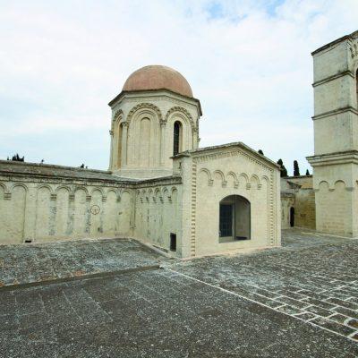 Lecce, Monastery of Olivetani