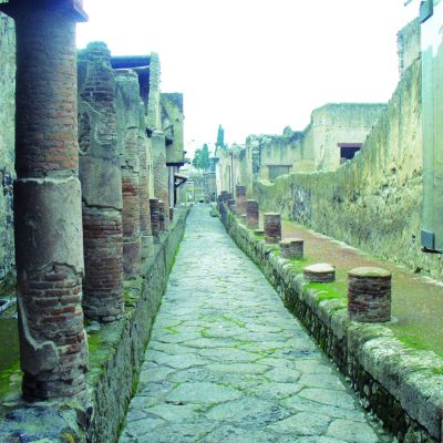 Herculaneum, Archaeological Area