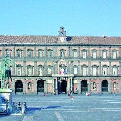 Naples, Royal Palace