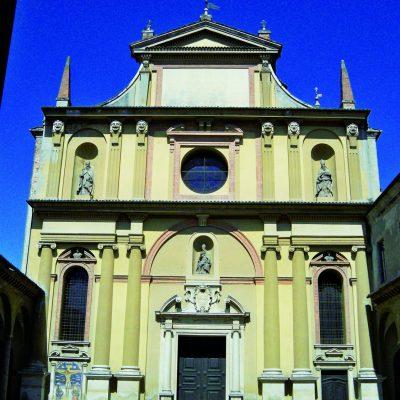 Piacenza, Church of San Savino