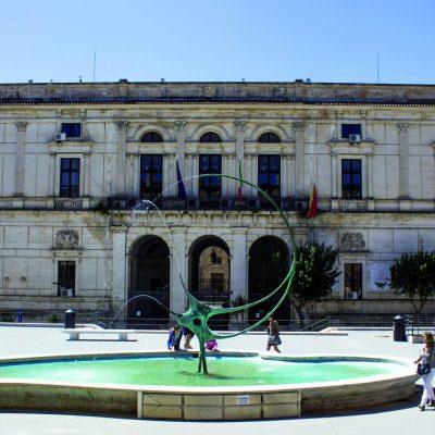 Ragusa, town Hall