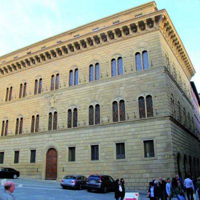 Siena, Palazzo Spannocchi