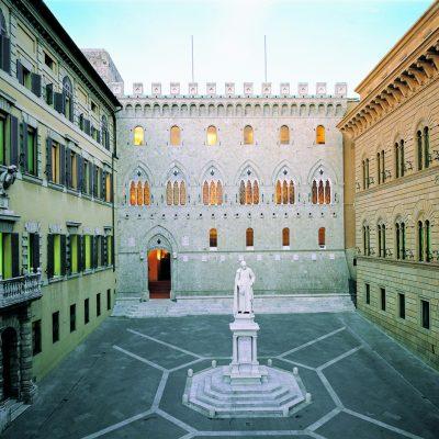 Siena, Rocca Salimbeni