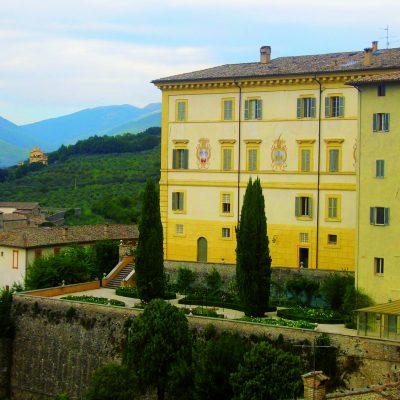 Spoleto, Palazzo Dragoni