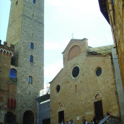 San Gimignano, Torre della Collegiata