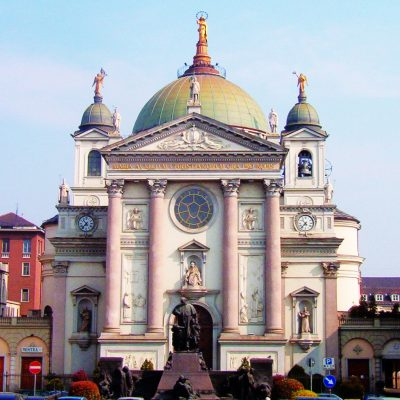Turin, Sanctuary of Santa Maria Ausiliatrice