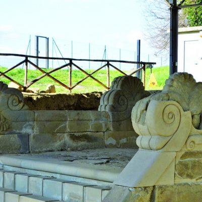 Cortona, tomb of Sodo