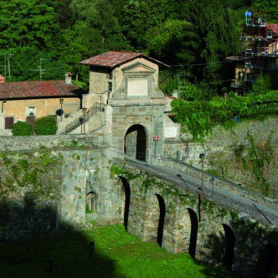 Bergamo, Ancient walls