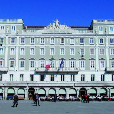 Trieste, Palazzo Stratti