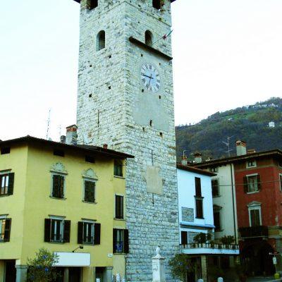 Pisogne, Bishop's Tower