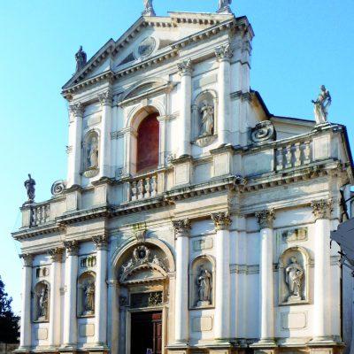Vicenza, Church of San Marco in San Girolamo