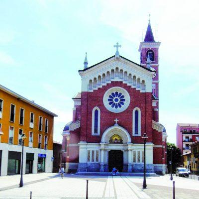 San Vittore Olona, Church of San Vittore