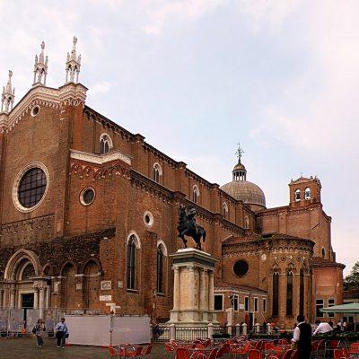 Venice, Basilica of Saints John and Paul