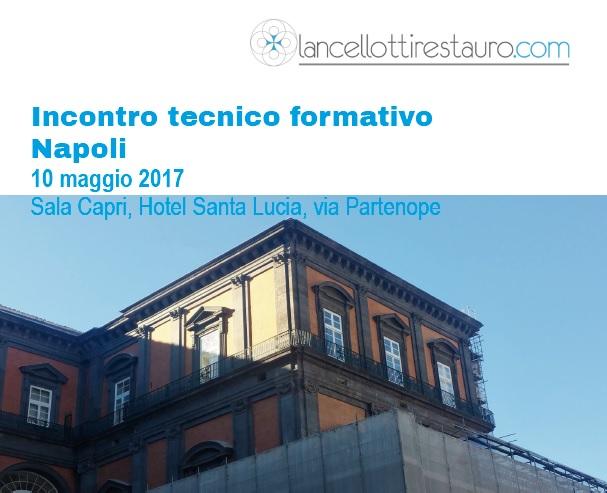 Successo di partecipazione per l'incontro di Napoli del 10 maggio!