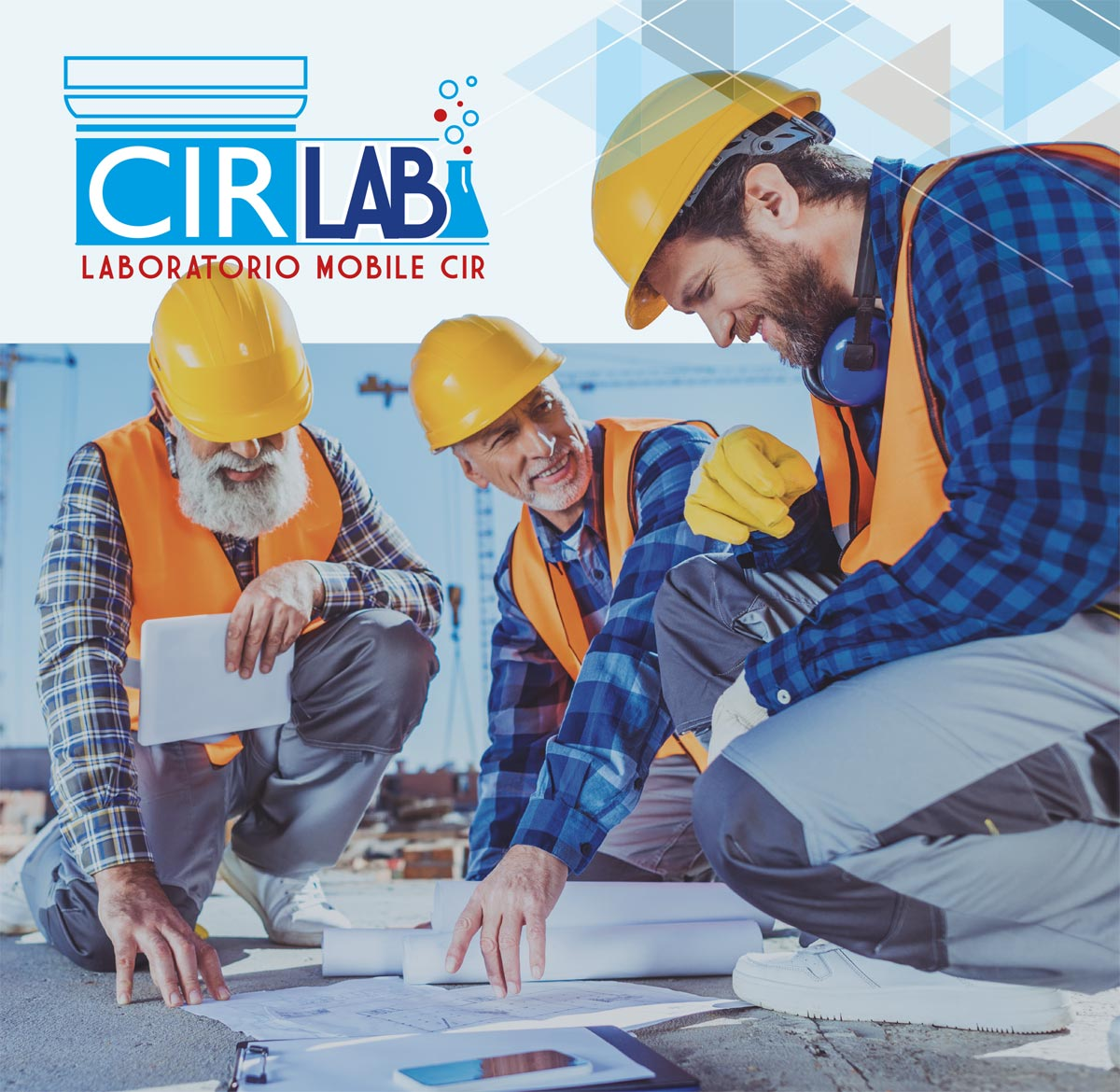 CIRLAB – Laboratorio Mobile CIR